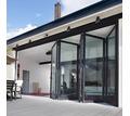 """Установка дверей -""""гармошка"""" в магазины - Ремонт, установка окон и дверей в Саках"""