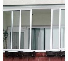 Раздвижные системы на балкон - Ремонт, установка окон и дверей в Крыму