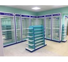 Изготовление витрин и торгово-выставочного оборудования из алюминиевого профиля под заказ. - Продажа в Симферополе