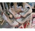 Свадебные туфли модели 2019 - Женская обувь в Крыму