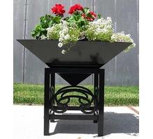 Садово-парковые изделия. Изготавливаем кованые цветочницы, перголы, вазоны, садовую мебель, беседки. - Ландшафтный дизайн в Ялте