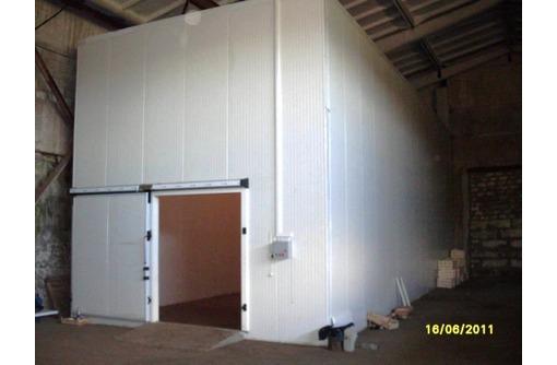 Сэндвич Панели PUR (PIR) для Холодильных Морозильных Камер - Продажа в Саках