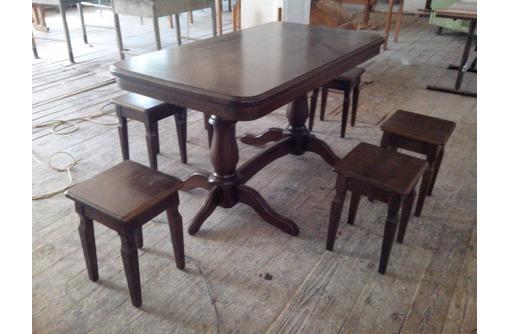 Деревянная мебель из массива, мебель под заказ, фото — «Реклама Севастополя»