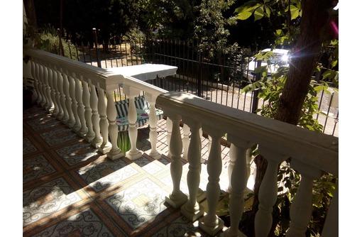 номер с террасой и двориком - Аренда квартир в Форосе