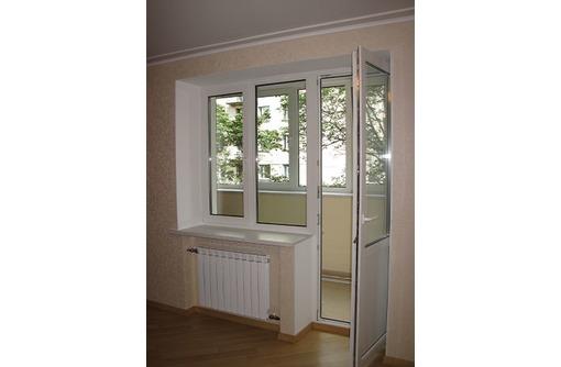 """Окна,балконы,лоджии любой сложности и конфигурации.Гарантия качества """"СТАНДАРТ - СЕРВИС"""" - Окна в Черноморском"""
