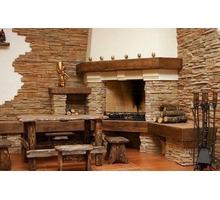 Полиуретановые формы для декоративного камня - Дизайн интерьеров в Ялте