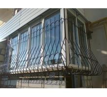 Металлические решетки на окна - Металлические конструкции в Севастополе