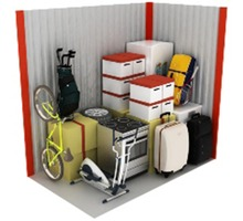 Склады от 1м2  для хранения вещей и товаров в Симферополе. - Бизнес и деловые услуги в Крыму