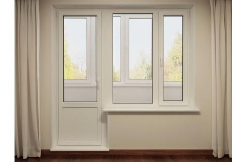 Металлопластиковые окна и двери по сезонной скидке! - Окна в Красноперекопске