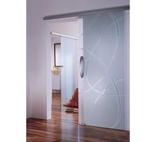 Двери из закаленного стекла для офиса - Межкомнатные двери, перегородки в Ялте