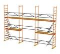 Леса  строительные  рамные, аренда, продажа - Прочие строительные материалы в Севастополе