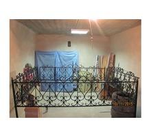 Продам новую оградку  (ритуальную)2,5×2,5 с калиткой - Ритуальные услуги в Симферополе