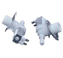 Клапан воды для стиральной машины Indesit, Ariston  КЭН-2 90 градусов 12мм VAL121UN - Ремонт техники в Севастополе