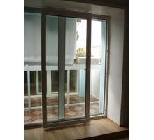 Раздвижные системы на балкон, терассу - Балконы и лоджии в Феодосии