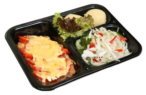 Горячие обеды и завтраки на стройку, фото — «Реклама Севастополя»