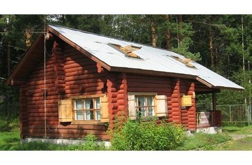 Деревянные дома в Севастополе. Строим охотничий домик с баней. - Строительные работы в Севастополе