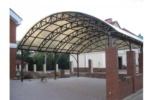 Металлоконструкции  любой  сложности - Металлические конструкции в Севастополе