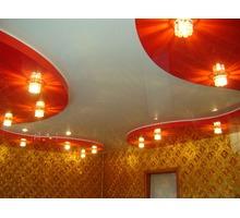 Настоящее качество-Натяжные потолки от профессионалов - Натяжные потолки в Симферополе