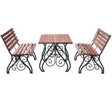 Садовые скамейки, столы (садовый комплект от 9000 руб.) - Садовая мебель и декор в Крыму