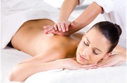 Общий массаж тела в студии Каури, фото — «Реклама Севастополя»