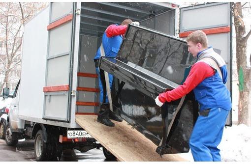 Грузоперевозки, газели грузовые,квартирный переезд - Грузовые перевозки в Севастополе