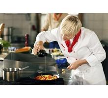 На работу по Крыму срочно требуются сотрудники: повара, мойщики посуды, кух. работники! - Бары / рестораны / общепит в Симферополе