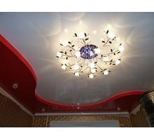 Многоуровневые натяжные потолки - Натяжные потолки в Партените
