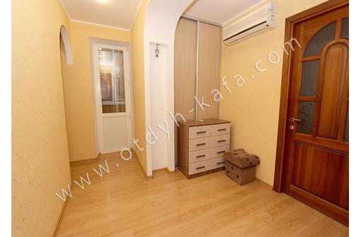Отличная 2-х комнатная квартира  в 10 мин.ходьбы от пляжа Жемчужный - Аренда квартир в Феодосии