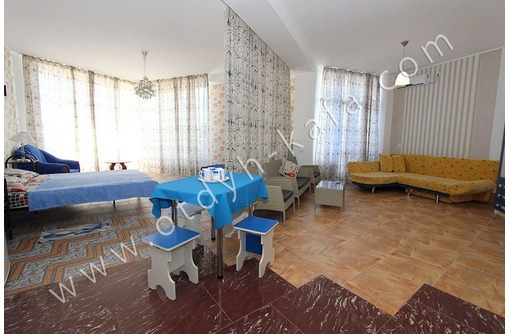 Апартаменты на берегу Черного моря в ЖК Консоль - Аренда квартир в Феодосии