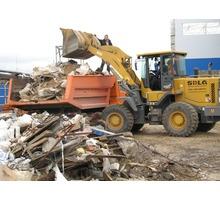 ВЫВОЗ в Саки строительного МУСОРА, земли, мебели, хлама и т.д. - Вывоз мусора в Крыму