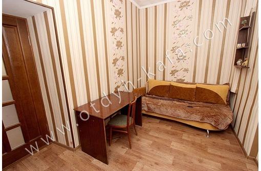 Сдается 3-х комнатный дом в 500 метрах от песчаного пляжа Жемчужный - Аренда домов, коттеджей в Феодосии