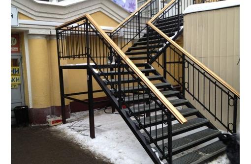 Металлические   лестницы в Севастополе - Лестницы в Севастополе
