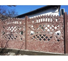 Тротуарная плитка, еврозаборы, ворота, изделия из бетона в Крыму –низкие цены, огромный ассортимент - Заборы, ворота в Крыму