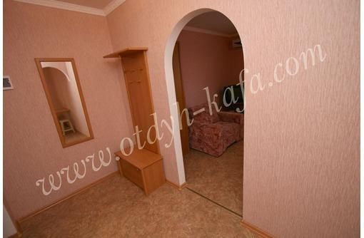 Отличная квартира в районе парка и 5 минутах ходьбы от песчаного пляжа - Аренда квартир в Феодосии