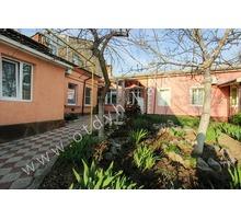 Небольшой 2-х комнатный дом в центральной части города - Аренда домов, коттеджей в Феодосии