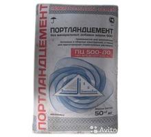 Цемент, 50 кг. М-500. Д-20,Д 0. Цена:от 320 руб.Новоросцемент.,купить В Севастополе - Цемент и сухие смеси в Севастополе