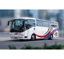 Автобус Симферополь - Донецк  - Керчь - Пассажирские перевозки в Крыму