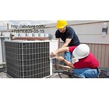 Монтаж систем вентиляции, кондиционирования - Кондиционеры, вентиляция в Севастополе