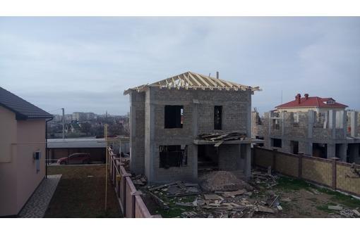 Строительство домов из ракушечника и монтаж кровли в Севастополе. Дальше можно не искать. Звоните! - Строительные работы в Севастополе