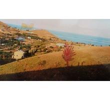 Продается участок в Крыму в Бухте Бугаз в 700 м от моря  площадью 9,2 сотки - Участки в Судаке