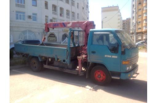 Манипулятор .Грузоперевозки вывоз мусора, фото — «Реклама Севастополя»