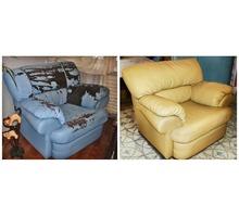 Недорогой ремонт и перетяжка мягкой мебели - Сборка и ремонт мебели в Севастополе