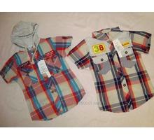 Стильная рубашка Sport на мальчиков с р. 98, 104. В наличии - Одежда, обувь в Симферополе