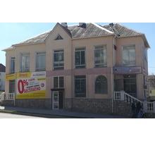 Помещение под магазин, офис в пгт. Черноморское - Сдам в Черноморском