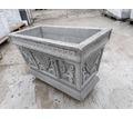 Урны и клумбы для цветов бетонные - Садовая мебель и декор в Симферополе