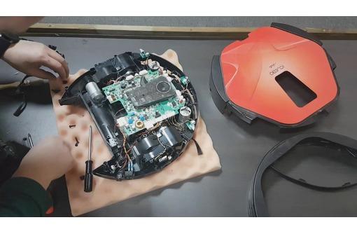 Ремонт роботов пылесосов любой сложности - Ремонт техники в Севастополе