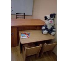 продаются детские парты и стулья - Детская мебель в Севастополе