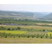 Продам земельный участок сельскохозяйственного назначения в Бахчисарае у трассы Таврида - Участки в Бахчисарае
