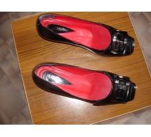 Туфли демисезонные черные р.35,5-36 - Женская обувь в Севастополе