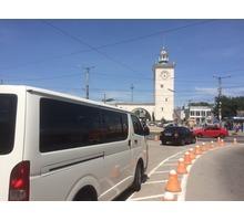Поездки на Украину на микроавтобусе. - Отдых, туризм в Алупке